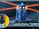 Laser-Pulse TARDIS
