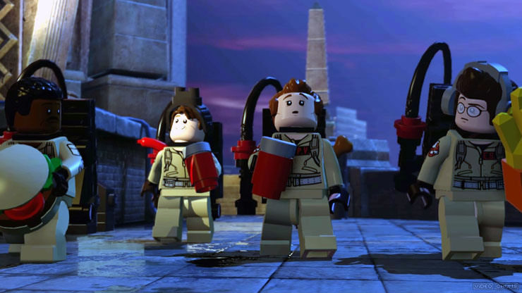 Ghostbusters Lego Dimensions Wiki Fandom Powered By Wikia