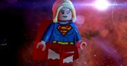 Supergirl Vorton