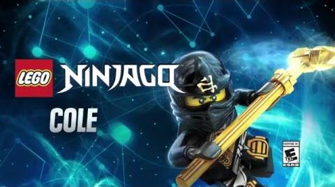 Character Spotlight Cole LEGO Dimensions-1452627622