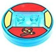 Bart Jojo Simpson Toy Tag