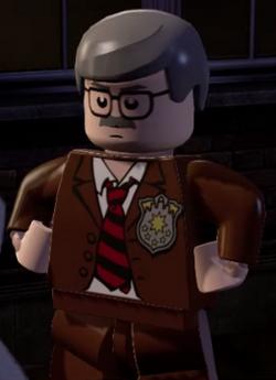 Comissioner Gordon