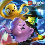Wicked Witch Jake LSP Promotional Image