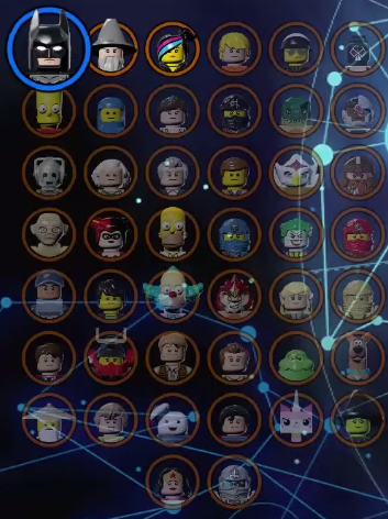 List of Playable Characters | LEGO Dimensions Wiki | FANDOM ...