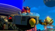 Doctor Eggman in Sonic Adventure World