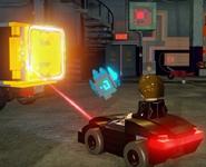 KITT Laser