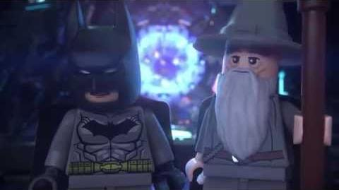 LEGO Dimensions Gameplay Interview
