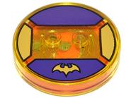 Batgirl Toy Tag