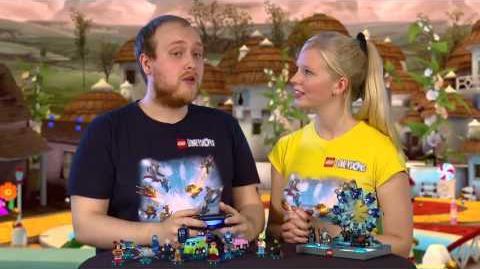 Follow the Yellow Brick Road in LEGO Dimensions TT Games insider