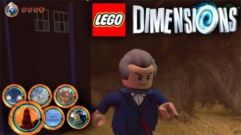 "Lego Dimensions ""Doctor Who"" Open World Guide 12 Part 1"