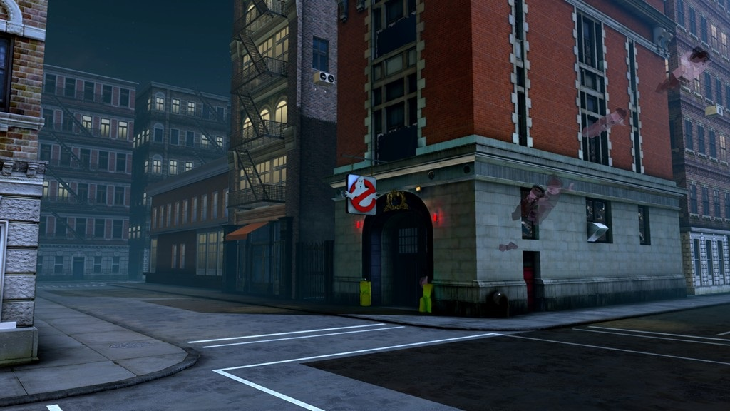 Ghostbusters Hq Lego Dimensions Wiki Fandom Powered By Wikia
