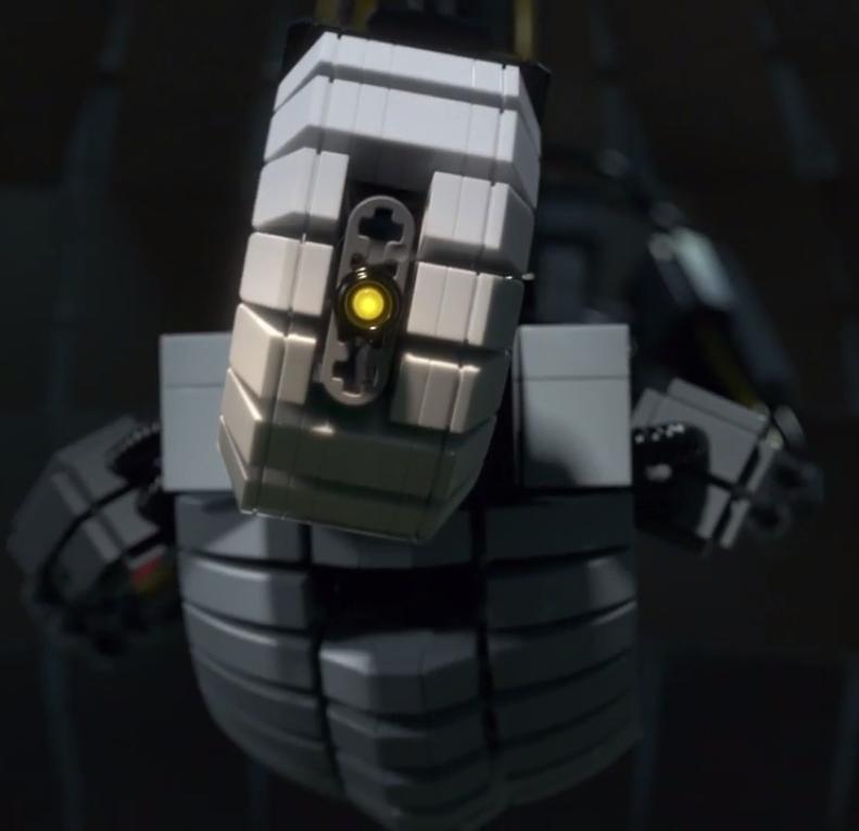 Glados Lego Dimensions Wiki Fandom Powered By Wikia