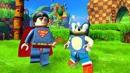 SEGA Sonic Superman 0