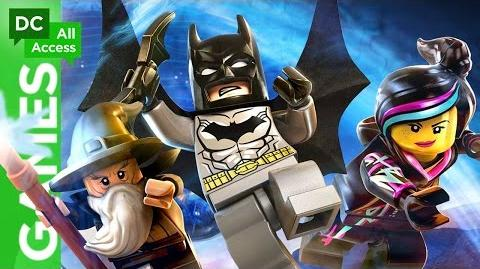 In-Depth w LEGO Dimensions Gameplay & Secrets