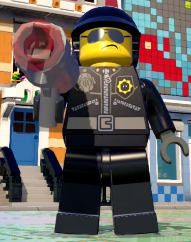 Bad Cop | LEGO Dimensions Wiki | FANDOM powered by Wikia