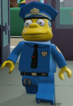 Chief Wiggum HD