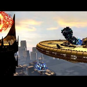 Eye Of Sauron Lego Dimensions Wiki Fandom