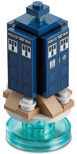 Tardis Lego Dimensions Wiki Fandom Powered By Wikia