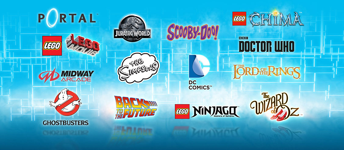 Franchises   LEGO Dimensions Wiki   FANDOM powered by Wikia