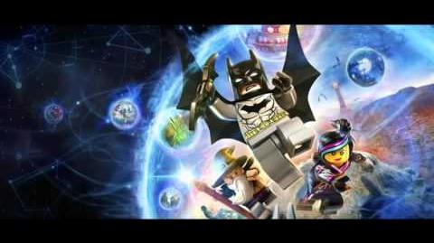 LEGO Dimensions OST - Another Day at the Office