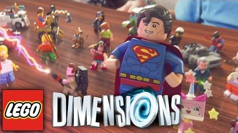 Lego Dimensions Launch Trailer