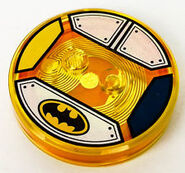 Excalibur Batman's toy tag