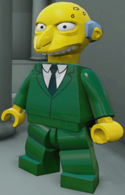 Mr Burns HD