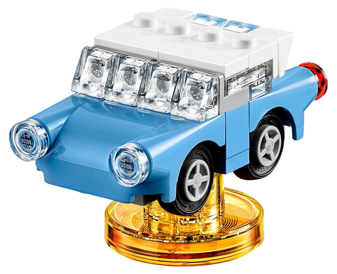 Enchanted Car Lego Dimensions Wiki Fandom Powered By Wikia