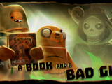 A Book and a Bad Guy