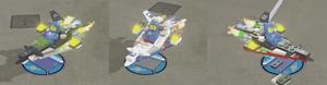 Benny's Spaceship Skins