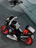 Black Widow Motorbyke