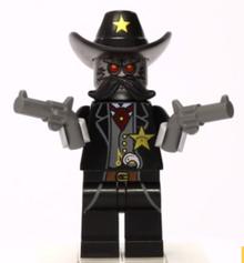 Sheriff Not-a-Robot