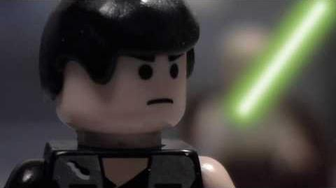 Lego star wars the force Unleashed