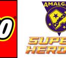 LEGO Amalgam Super Heroes