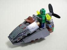Killer Croc's Swamp Rider
