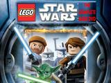 LEGO Star Wars: The Complete Saga DVD