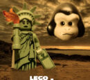 Lego planet of the apes the videogame