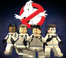 Lego Ghostbusters: The Video Game