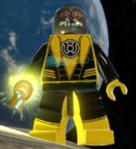 Sinestrowarrior