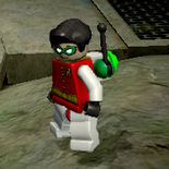 Robin tech suit