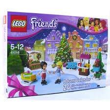 Lego Friends Calendrier De L Avent.Le Calendrier De L Avent 41016 Wiki Lego Friends Fandom
