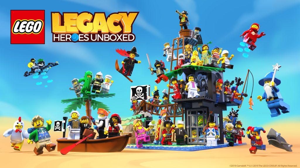 LEGO Legacy Heroes Unboxed Wiki | Fandom