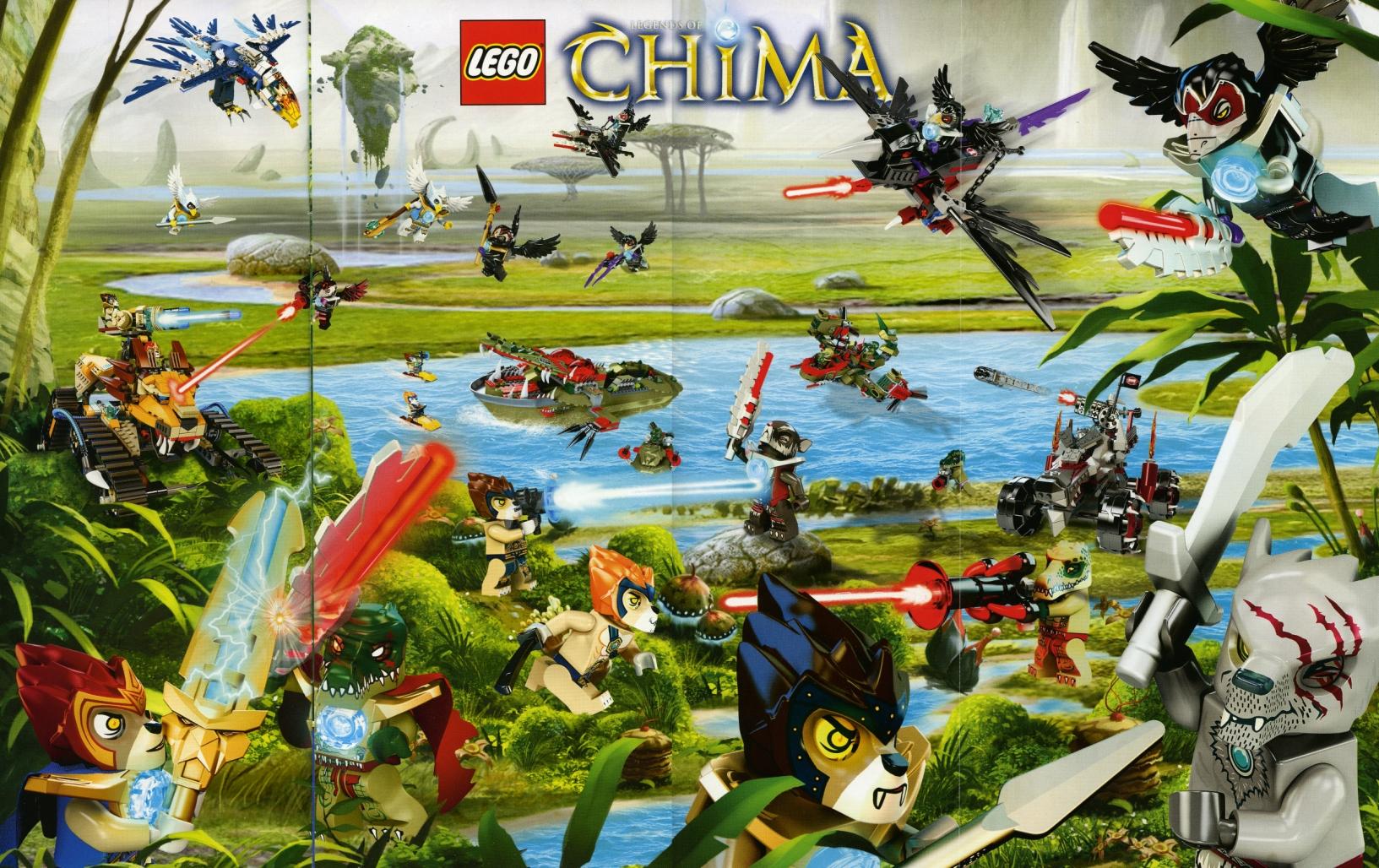 Chima Civil War   LEGO Legends of Chima Roleplay Wiki   FANDOM