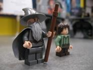 Gandalf&Frodo