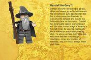 Gandalf Info