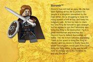 Boromir Info