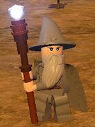 Gandalf staff