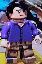 Bruce banner lego