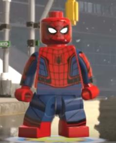 Spider-Man | Lego Marvel Superheroes 2 Wiki | FANDOM powered