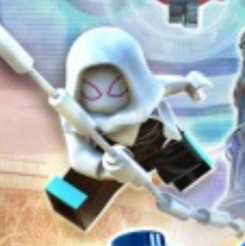 Spider-Gwen | Lego Marvel Superheroes 2 Wiki | FANDOM